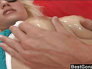 Bestgonzo  Bigboobed Slut Loves To Get Them Covered With Jizz