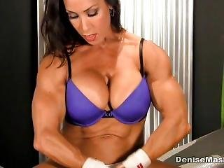 Denise Masino Football Part 1