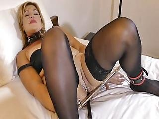 Pandora Restrained And Groped