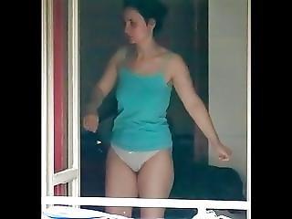 Neighbor Window Hidden Cam Voyeur