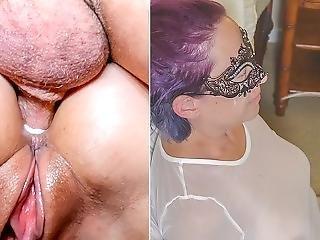 500k View Fucktacular! Hardcore Anal Milf Mature Takes Dp & Huge Cum Facial
