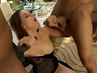 Slut Loves To Get Stuffed By Numerous Cocks
