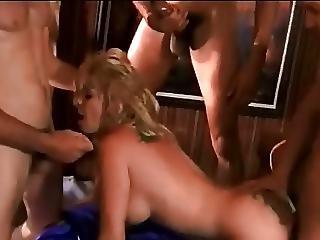 Jake Steed Classic Scene 33 Blonde Gangbang