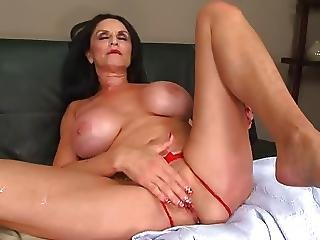 Hot Granny 60y Fucked By Young Cock