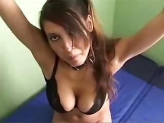 Brother Playing With Step Sister Lisa In Her Room - Dailyslutcams.com