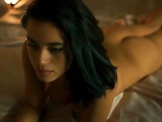 Paulina Gaitan Sex & Nude Compilation In Diablo Guardian Tv Series