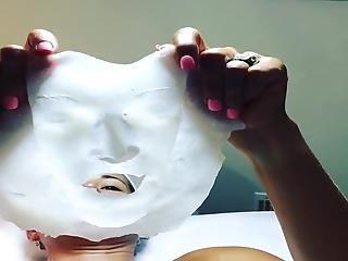 Mask Cum Bitch