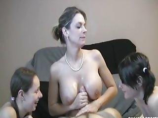 아시아의, 큰 가슴, 금발의, 브루 넷의 사람, 정액, 그룹 섹스, 주무르기, 수음, MILF, 섹스, 비탄, 유방을 드러낸