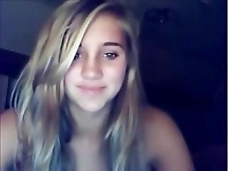 Adolescente, Webcam