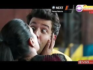 Richa Chadda Kiss Scene