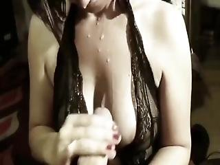 For cumshot compilation cleavage and