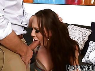 Keira Fox Is Way Too Loud The Way She Gets To Be Banged