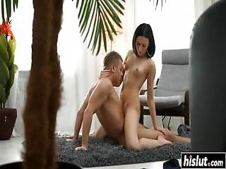 Pov Hot Blowjob From Sherry Vi