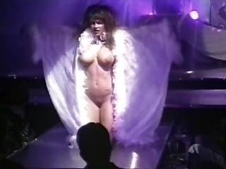 Playboy Playmate Porn Star Teri Weigel Live On Stage In The 90s