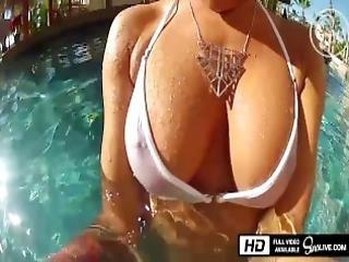 Johnny Sins Fucks The Pool Girl Sins Life