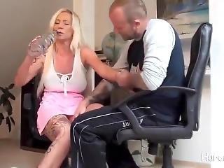 Deutsche Mama Mit Großen Titten Analfick
