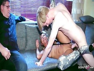 Cuckold Watches German Mature Wife Fuck Monster Cock Teen Boy