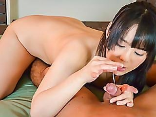 Curvy Ass, Ruka Kanae, Deals Perfect Dick In Pov Show
