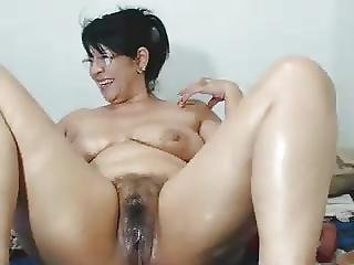 Best Latina Mature Masturbation