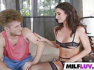 Milf Silvia Saige Is So Sweet