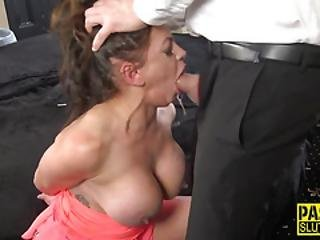 Mouth Fucked Real Sub