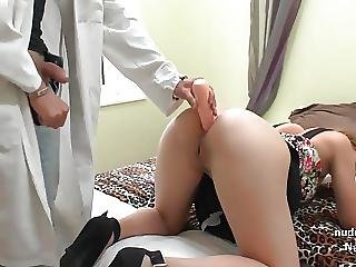 Pretty Young French Brunette Hard Analized By A Doctor?p=10&ref=index