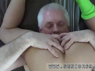 Fake Taxi Old Lady Anal And Young Brunette Licks Old Man First Time
