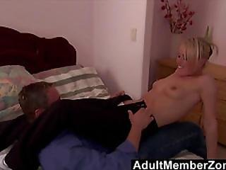 Adultmemberzone  Tiny Sharon Wild Fucks Her Horny Neighbor
