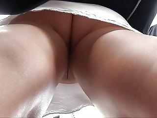 Street Upskirt No Panties 5