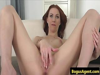 Cock Sucking Amateur Pussy Fucking For Casting