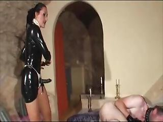 Rubber Nun With A Strapon