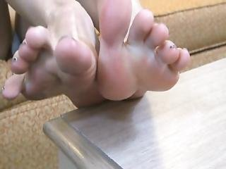 Hot Milf Wants You To Jerk For Her And Cum All Over Feet