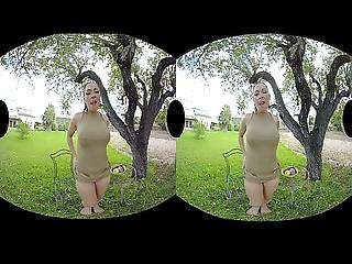 Horny And Curvy Latina Sara May Offers The Best Vr Entertainment