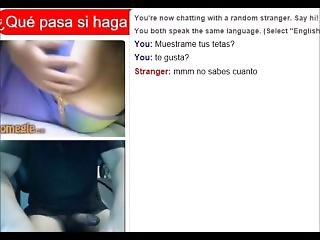 Squirting For Omegle Girl #4
