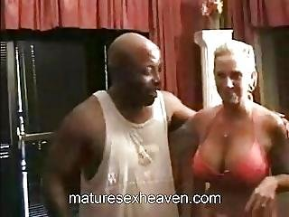 Amateur, Art, Mamie, Interracial, Mature, échangistes