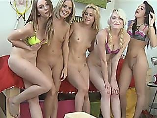Deepthroat Contest For Submission With College Chicks