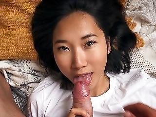 amateur, asiatisch, paar, cream, creampie, koreanisch, model, pornostar, sex