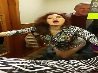 Mature Couple For Fuck In A Public Place