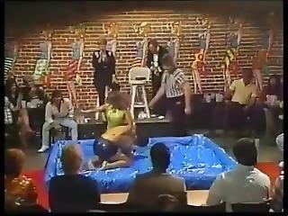 Ed Oil Wrestling