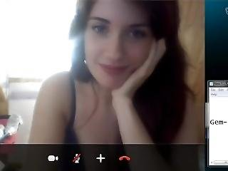 Skype Special - Beautiful 18 Year Old - Credit To Gem-leo