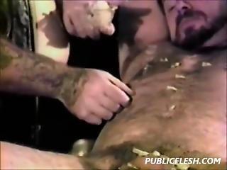 Classic Gay Needles And Pins Bondage