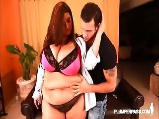 Sexy Latina Bbw Beauty Sofia Rose Fucks