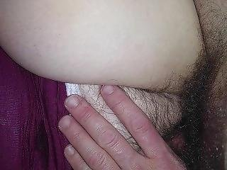 Amateur Hairy Pussy With Big Clit