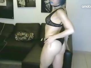 Otro Striptease De Alanah Webcam