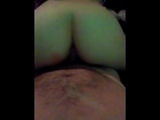 Big Booty Bouncing Skinny Milf