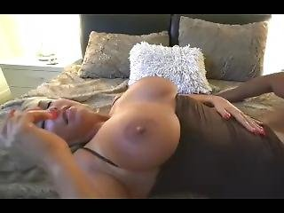 Wife Loves Bbc And Swallows Huge Load