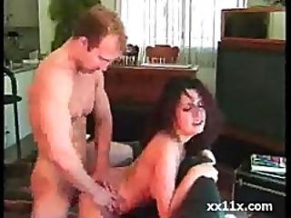 Buxom Teen Fierce Fucked