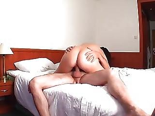 Dark Haired Czech Girl Gets Nailed