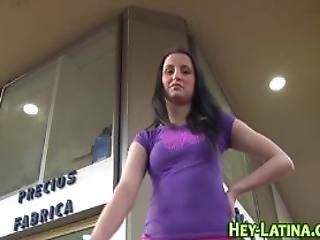 Amateur Latina Ho Spunked