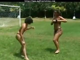 Outdoor Brazil Facesitting